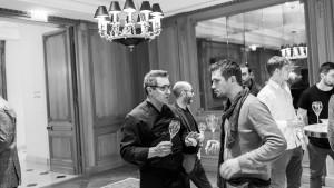 Francesco Gulli et Arnaud Nicolas