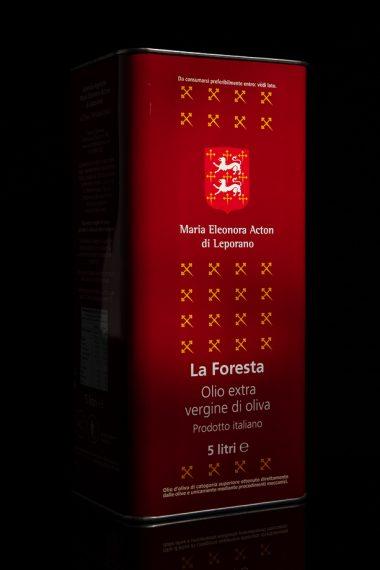 Huile d'olive extra vierge grand volume : bidon 5L