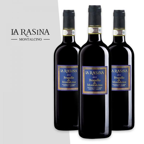 Brunello Di Montalcino vin Italien La Resina