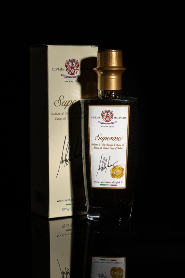 condiment vinaigre balsamique saporoso