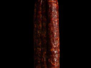 Schiacciata / saucisson piment calabrais (Italie)