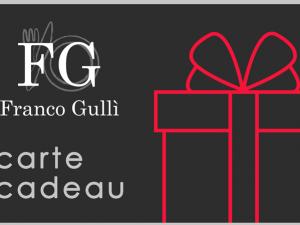carte cadeau Franco Gulli
